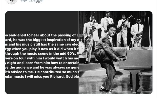 Remembering Little Richard
