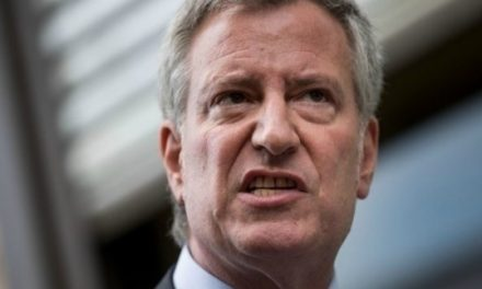 Recall Petition for Mayor De Blasio continues to grow