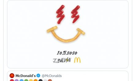 J Balvin is the latest McDonald's celebrity meal