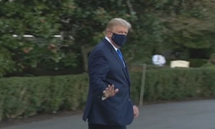 President Trump taken to Walter Reed after testing positive for COVID-19