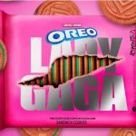 Oreos get the Lady Gaga glam