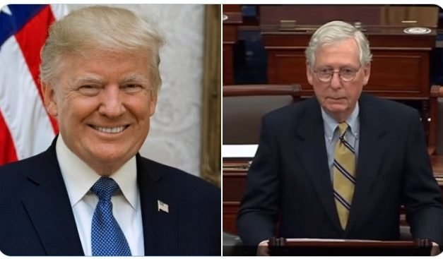 "Trump: McConnell a ""Third Rate"" Leader"